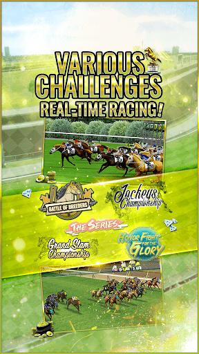 Champion Horse Racing  screenshots 8