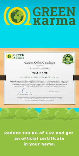 Green Karma - Play & reduce global CO2 emissions  screenshots 7