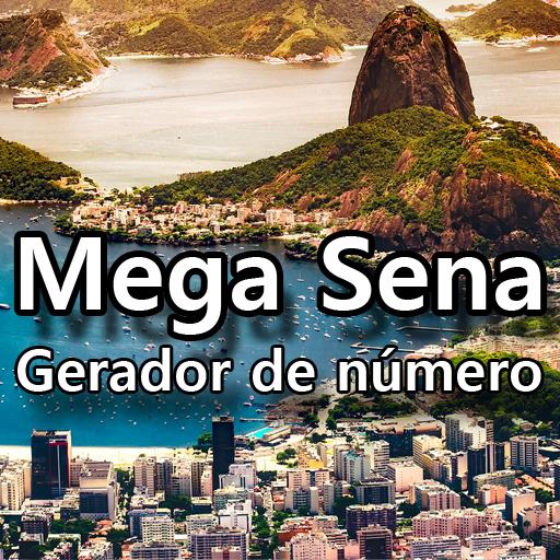 Baixar Mega Sena - brasil lottery Number generator para Android