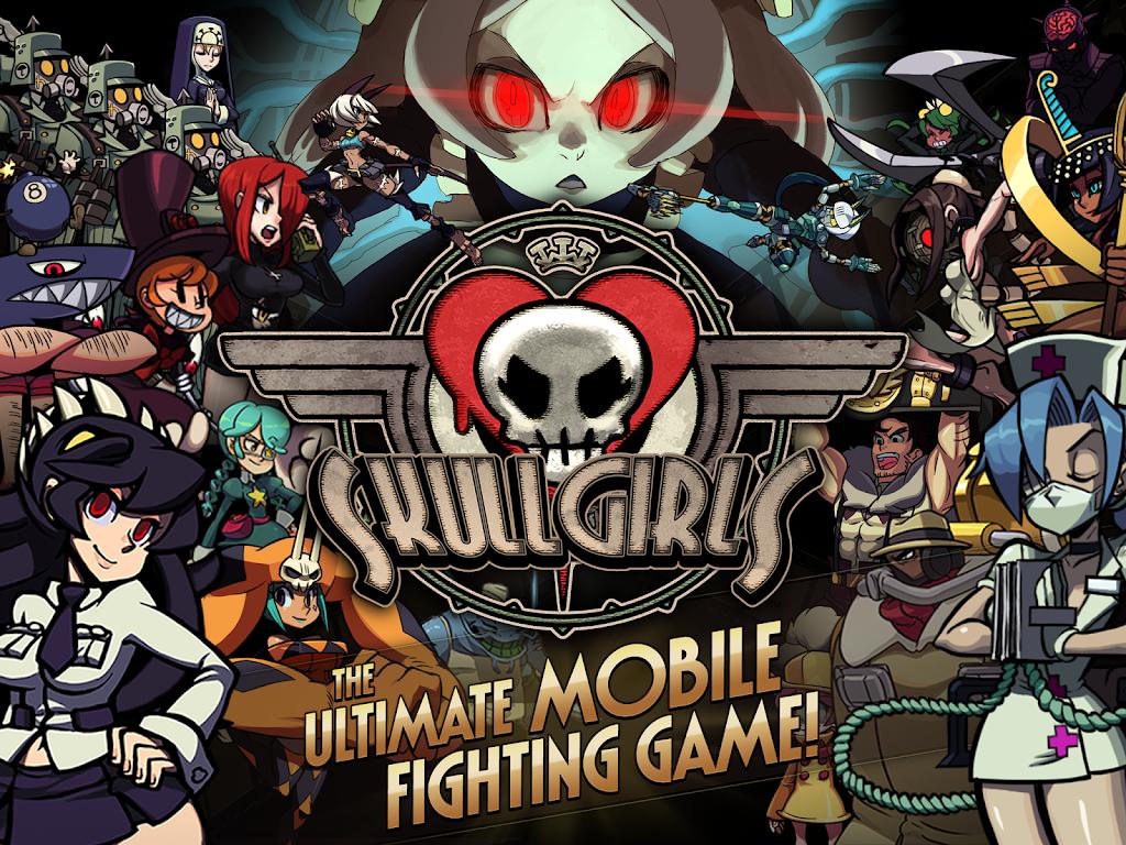 Skullgirls: Fighting RPG  poster 6