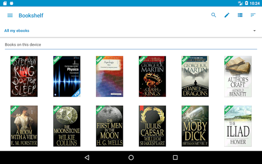 Ebook Reader 5.0.20 Screenshots 11