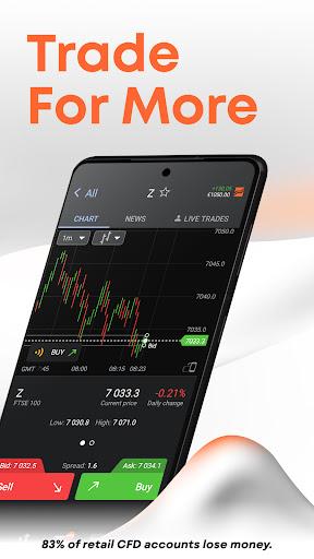 Libertex: CFD Online Trading Stocks, Gold & Forex apktram screenshots 2