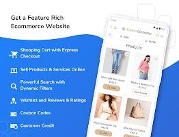 Jd Omni: Website Builder & Online Store