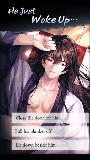 Time Of The Dead : Fantasy Romance Thriller Otome 1.1.0 screenshots 3
