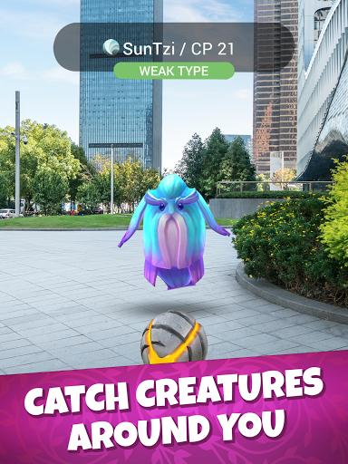 Draconius GO: Catch a Dragon! Apkfinish screenshots 9