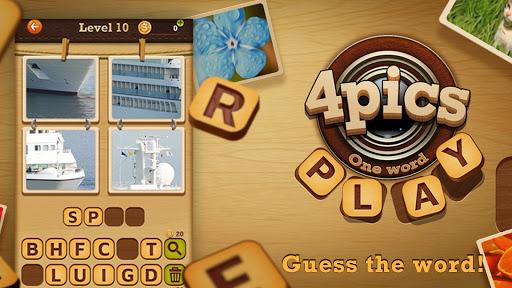 4 Pics Puzzle: Guess 1 Word  screenshots 1