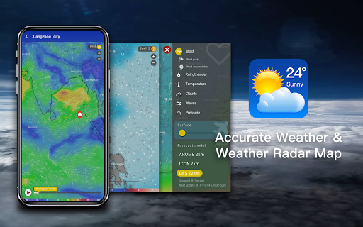 Weather - The Most Accurate Weather App 1.1.8 Screenshots 3