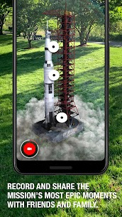JFK Moonshot: An Augmented Reality Experience 5