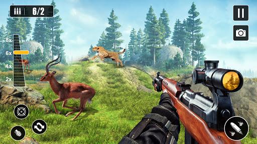 Code Triche chasse aux animaux sniper 2020 (Astuce) APK MOD screenshots 2