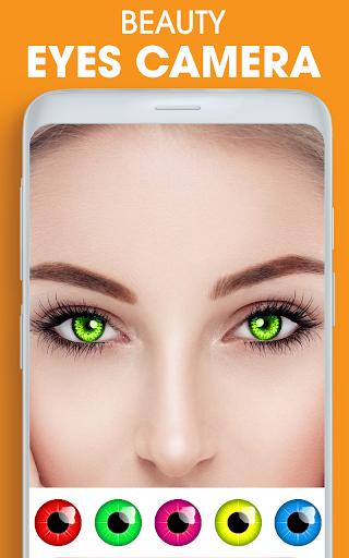 Eye, Hair Color Changer: Eye Colour Photo Editor 10.4 Screenshots 6