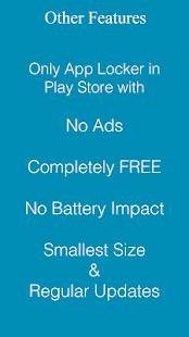 Lock App - Smart App Locker