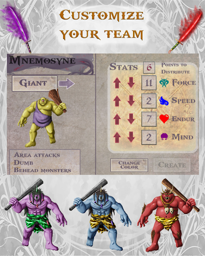 Fantasy Cave D&D Style RPG 2.01 screenshots 20