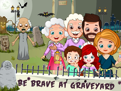 Mini Town: Horror Granny House Scary Game For Kids 2.2 screenshots 9