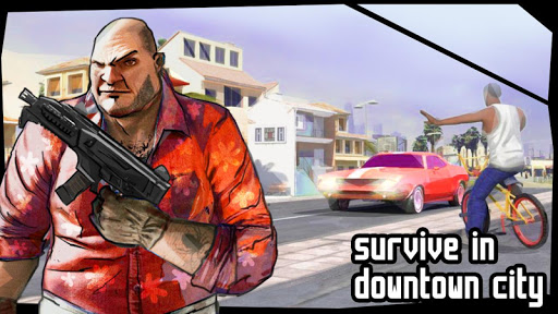 Grand Crime City Mafia: Gangster Auto Theft Town APK MOD – ressources Illimitées (Astuce) screenshots hack proof 1