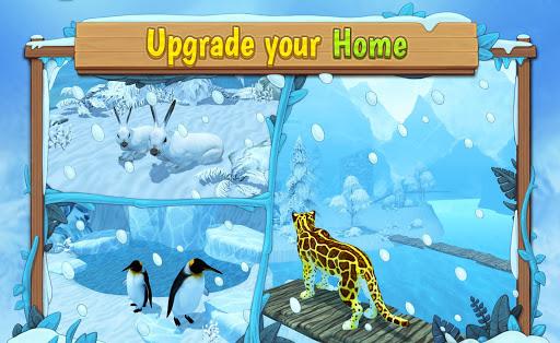 Snow Leopard Family Sim Online 2.4.4 screenshots 6