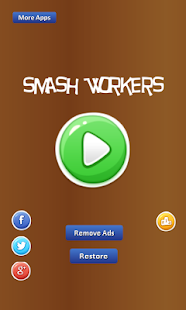 Smash Workers - many workers Screenshot