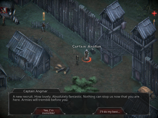 Vampire's Fall: Origins RPG modavailable screenshots 10