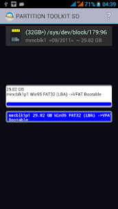 ROEHSOFT PARTITION TOOL SD-USB 1.45 Android APK Mod 2