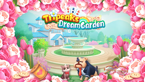 Tripeaks Dream Garden apkmartins screenshots 1