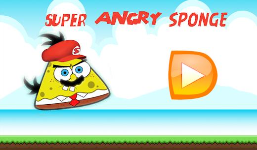 Super Angry Sponge Apk İndir 1