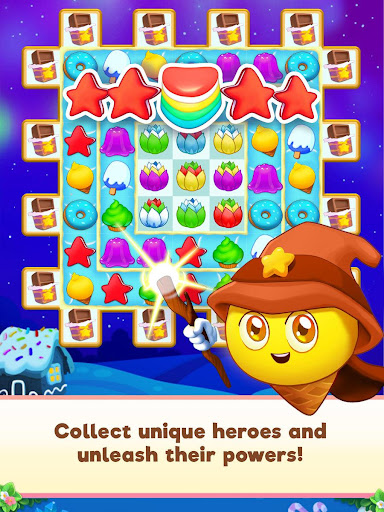 ud83cudf53Candy Riddles: Free Match 3 Puzzle  screenshots 8
