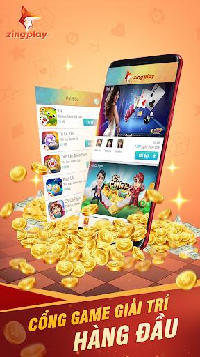 Cổng game ZingPlay - Game bài - Game cờ - Tiến lên APK MOD Download 1