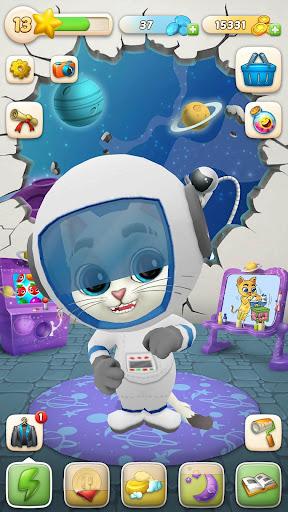 Oscar the Cat - Virtual Pet android2mod screenshots 12