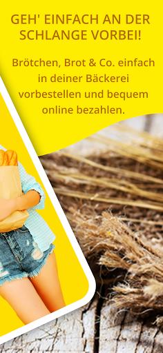 Brötchen App – simply. pre-order 1.2 screenshots 2