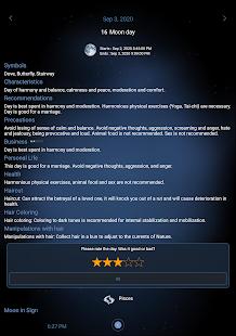 Deluxe Moon Premium - Moon Calendar 1.5 Screenshots 22