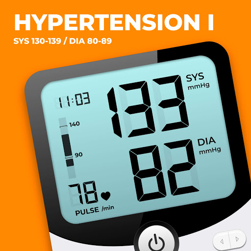 Blood Pressure Monitor - Blood Pressure App apktram screenshots 3
