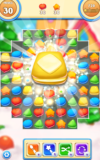 Cookie Macaron Pop : Sweet Match 3 Puzzle 1.5.4 screenshots 18