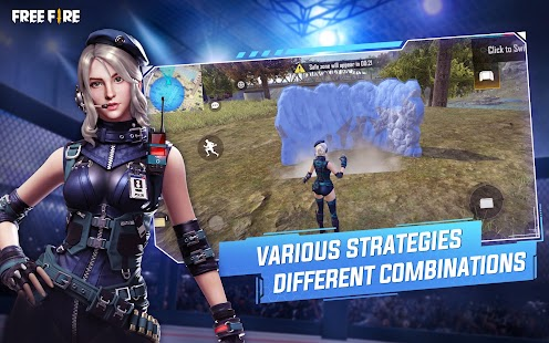 Garena Free Fire- World Series Screenshot