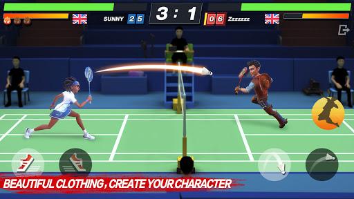 Badminton Blitz - Free PVP Online Sports Game  Screenshots 4