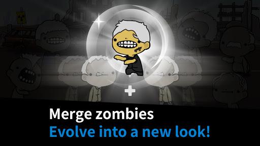 Happy Zombie Virus: Idle Merge Game 1.12 screenshots 8