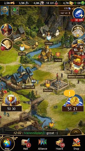 Imperia Online – Stratégie militaire médiévale MMO APK MOD (Astuce) screenshots 5