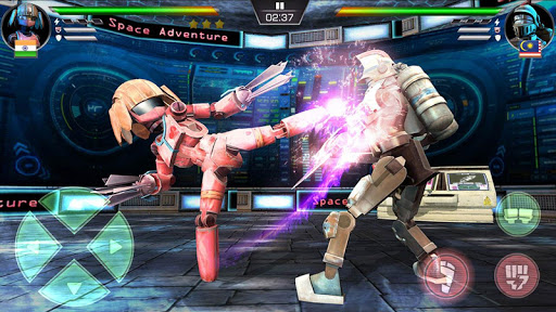 Clash Of Robots- Ultimate Fighting Battle Game 3D 31.2 screenshots 9