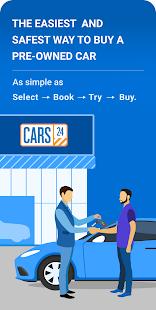 CARS24u00ae u2013 Buy Used Cars Online, Sell Car in 1 Hour screenshots 1