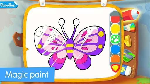 Little Panda's Drawing Board modiapk screenshots 1
