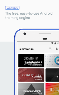 substratum theme engine Capture d'écran