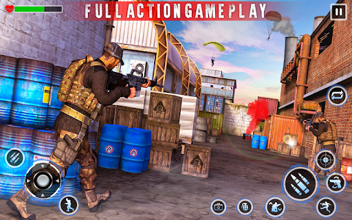 Modern Commando Secret Mission - FPS Shooting Game 1.0 screenshots 11