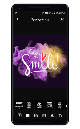 Smoke Name Art - Smoky Effect Focus n Filter Maker 0.36 Screenshots 5
