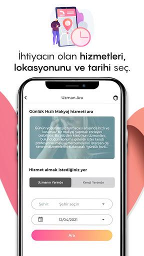 Melo App - Dijital Gu00fczellik Asistanu0131 android2mod screenshots 4