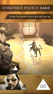 Deus Ex GO MOD Apk 2.1.111374 (Unlocked) 1