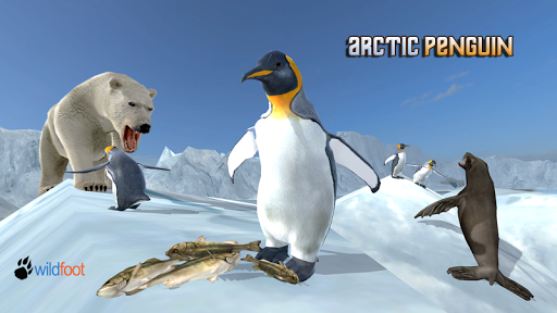 Arctic Penguin android2mod screenshots 1