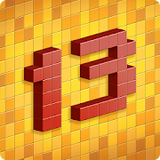 Unlucky 13 - Relaxing block puzzle game