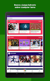 Kahoot! - Juega y crea quizzes Screenshot