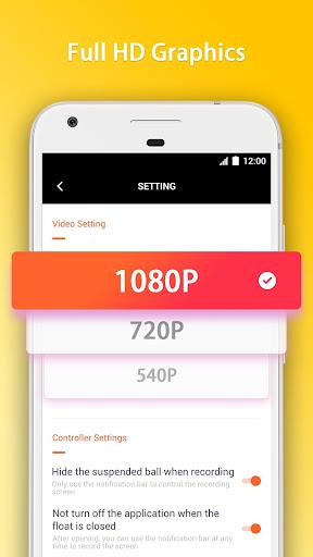 GO Recorder u2013 Screen Recorder, Video Editor apkpoly screenshots 6