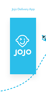 Jojo: Fast and Secure Delivery screenshots 1