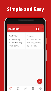 Stronglifts 5×5 (Pro) 4
