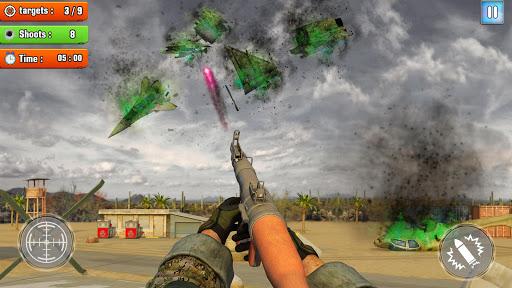 Jet Sky War Fighter 2021: Airplane Shooting Combat  screenshots 4